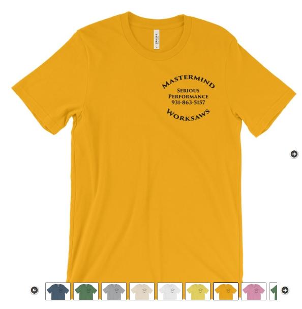Chainsaw T-Shirts
